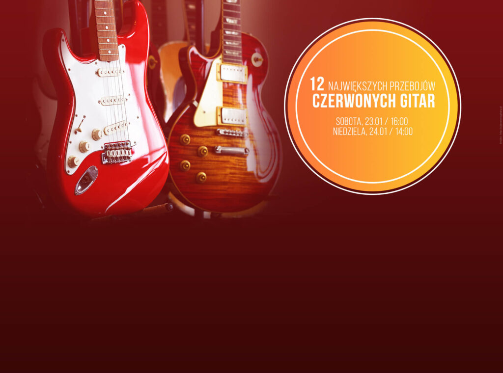 12 Największych Przebojów Czerwonych Gitar