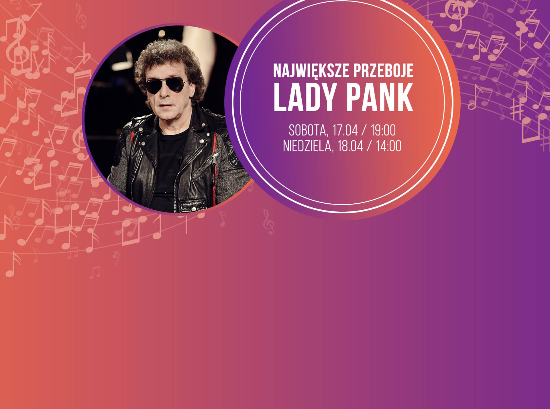 Największe Przeboje Lady Pank